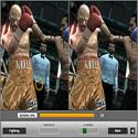 Boxing fighting difference - search game