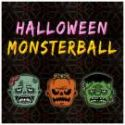 Halloween monsterball - Halloween game