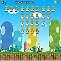 Mario world invaders - Mario game