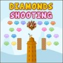 Diamonds shooting - shooting game