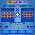 Fruit count math - math game
