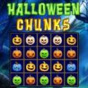 Halloween chunks - matching game