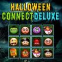 Halloween connect deluxe - matching game