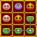 Halloween connect match 3. - p�rkeres� j�t�k