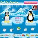 Food for penguins - fish game