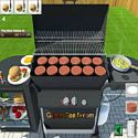 Grill champ - RPG game