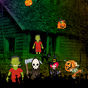 Trick or treat escape - escape game